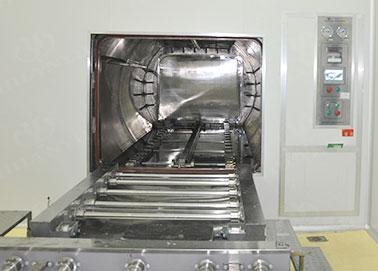 Sterilizer Chamber Structure