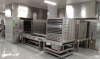 Water Shower Sterilization Equipment