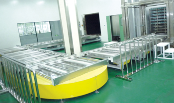 Large Infusion Sterilization Equipment