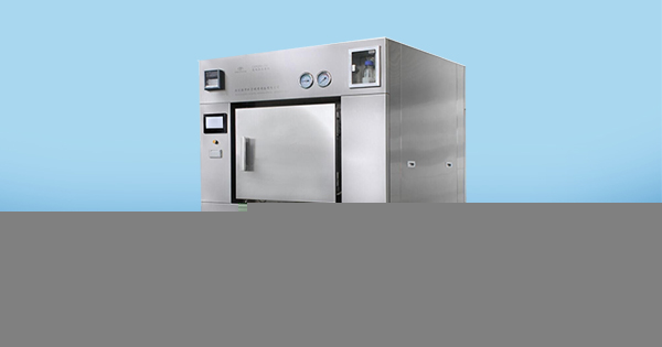 Steam and Hydrogen Peroxide Sterilizer
