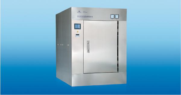 pulse vacuum sterilizer