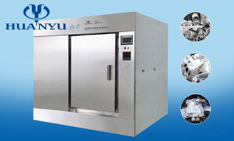 MQS-P3 Series Biological Safety Autoclave