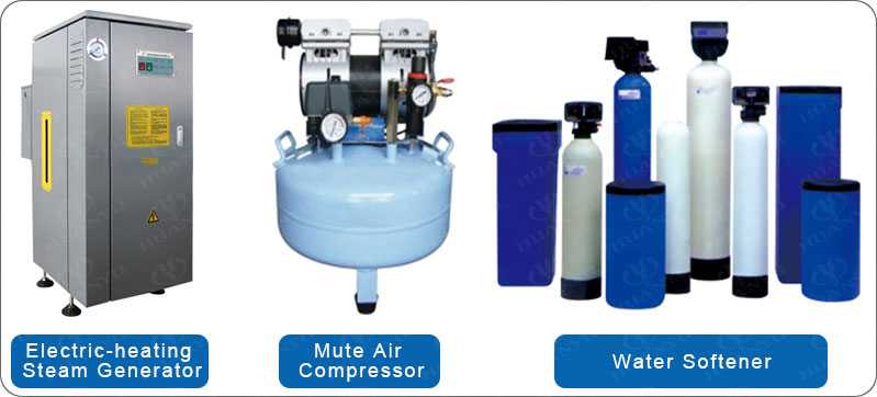 MQS Series Lifting Door Pulse Vacuum Sterilizer